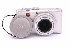 Leica D-LUX 3 10.0 MP Digital Camera - Silver
