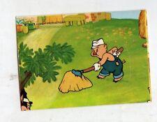 figurina - TOPOLINO STORY EDIZIONI FLASH 1989 - numero 116