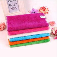 10 Stück Waschlappen Waschhandschuh Waschtuch Seiflappen 100% Baumwolle