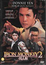 Iron Monkey 2 (DVD) Tai Seng Release! Martial Arts Kung Fu