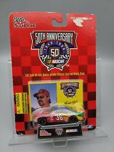 1998 ERNIE IRVAN #36 SKITTLES 1/64 RACING CHAMPIONS NEW IN PACKAGE FREE SHIP