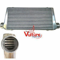 "New Front Mount Intercooler - Bar & Plate Design -- 600x300x76mm w/ 3.0"" Outlets"