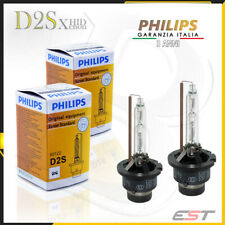 2x Lampade D2S Philips Xenon Hid 35W Bianco 6000K Ford Focus C-MAX 2003-2007