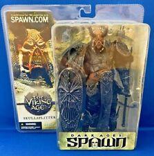 Spawn Dark Ages Viking SKULLSPLITTER Action Figure McFarlane Series 22 Brand New