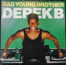 """DEREK B - Bad Young Brother ~ 7"""" Single PS"""