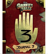 Gravity Falls: Journal 3 Hardcover – July 26, 2016 by Alex Hirsch Full Story