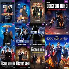 Doctor Who DVD Series Seasons 1-11 Set