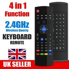 MX3 Air Mouse Wireless Keyboard Remote Control For Android Smart TV BOX Kodi PC