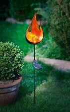 """Solar-Stecker """"Flamme"""""""