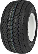 18x850 Golf Cart Tire 8 x 7 Wheel Tubeless UTV 4-Ply Sawtooth Tread 8-Hole-N-1