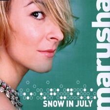 Marusha Snow in July (2002) [Maxi-CD]