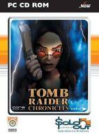 Tomb Raider Chronicles PC CD ROM Games