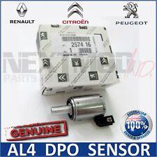 Peugeot Citroen Renault AL4 DPO Auto Transmission Solenoid; sensor, EPC, lockup