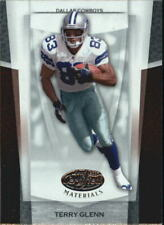2007 Leaf Certified Materials Football Card Pick