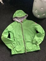 Boys MONCLER light Weight Hooded Rain Jacket Size 10yrs