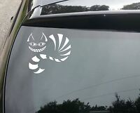 LARGE Cheshire Cat Funny Car/Window JDM VW EURO TRUCK Vinyl Decal Sticker
