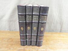Collectif / HISTOIRE GENERALE DES RELIGIONS 4 VOLUMES Lib. QUILLET 1944-1948
