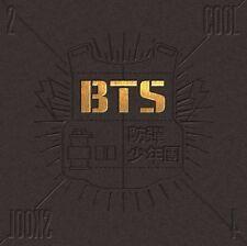 BTS [2 Cool 4 Skool] 1st Single Album CD K-POP Sealed Bangtan Boys