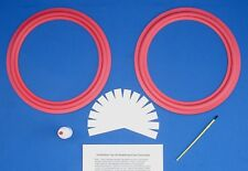 Cerwin Vega RE-25 Speaker Foam Surround Repair Kit / Woofer Refoam Kit