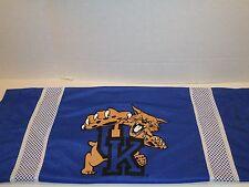 Uk University Of Kentucky Wildcats Blue Pillow Sham Standard Nice