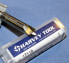 AlTiN 3pc Lot  Harvey Tool #14040-C3 .040/'/' 4FL Square End Mill .060/'/' LOC