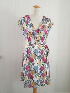 Alannah Hill Floral Dress Size 12