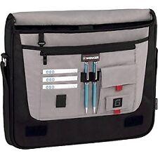 """Wenger 67684001 Developer 15"""" Messenger Case Bag With iPad Tablet Pocket"""