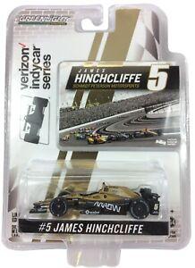 1:64 2017 Greenlight James Hinchcliffe #5 Schmidt Peterson Motor IndyCar Diecast