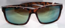 Suncloud Mayor Sunglasses - Tort/Green Mirror - Free Hard Case + Free Shipping