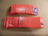 Lot of 400+ 1990 Donruss Baseball Trading Cards / Free Domestic Shipping
