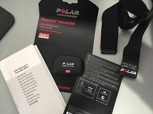 polar wearlink+ transmitter nike+