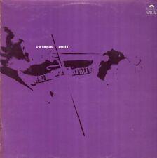 Smith Stuff, swingin Stuff with KENNY DREW, NHOP signifiant 236 509 LP