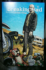 BREAKING BAD COMIC BOOK - OFFICIAL COMIC BOOK (Good/Great Conditon) Read Descrip