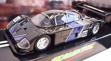 Scalextric C357 SAUBER MERCEDES AEG-Bleu / Noir-rare voiture-Coffret NEUF