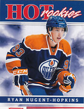 2011-12 SCORE RYAN NUGENT HOPKINS RC HOT ROOKIES SSP