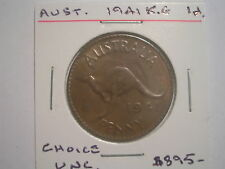 1941 K.G Penny Choice UNC