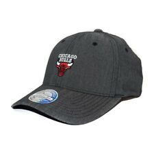 Mitchell & Ness AJUSTABLE 110 CURVADO Poly ESPINAS Chicago Bulls/ charco