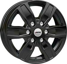 4 Autec Alu Felgen QUANTRO 6.5x16 6x130 für Mercedes-Benz Sprinter SWM