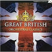 Great British Orchestral Classics, Various Composers, Audio CD, New, FREE & Fast
