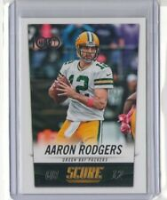 AARON RODGERS 2014 Score Hot 100 #236 PACKERS Cal Bears