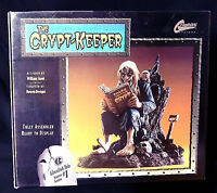 EC Crypt-Keeper Graphitti Graphics Randy Bowen Statue 1994 Cryptkeeper Amricons