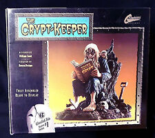 EC Crypt-Keeper Graphitti Graphics Randy Bowen Statue 1994 New Cryptkeeper