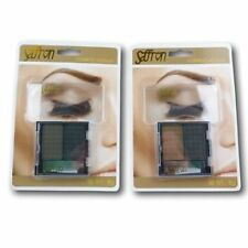 Maquillage poudre compacte pour sourcils