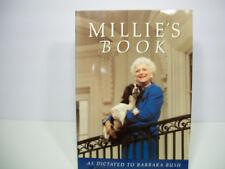 Millie's Book by Millie Bush and Barbara Bush (1992, Paperback)