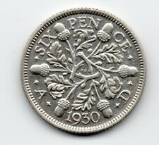 Great Britain - Engeland - 6 Pence 1930