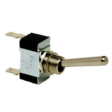Cole Hersee 55055-BP Heavy-duty Long Handle Toggle Switch Spst On-off 2 Blade