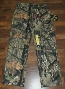 NEW Mens Mossy Oak Break-Up Country Cargo Pants CHOOSE SIZE Hunting Bottoms