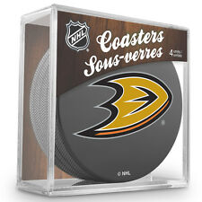 Official National Hockey League Licensed Anaheim Ducks Coaster Set