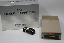 Commodore 1541 Floppy Disk Drive With Original Box
