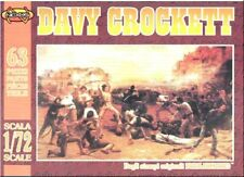 NEXUS-ATLANTIC 1/72 - Davy Crockett - SERIE FAR-WEST STORY - RARE BOX LIMITED